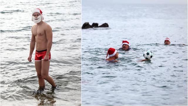 Novogodišnje kupanje