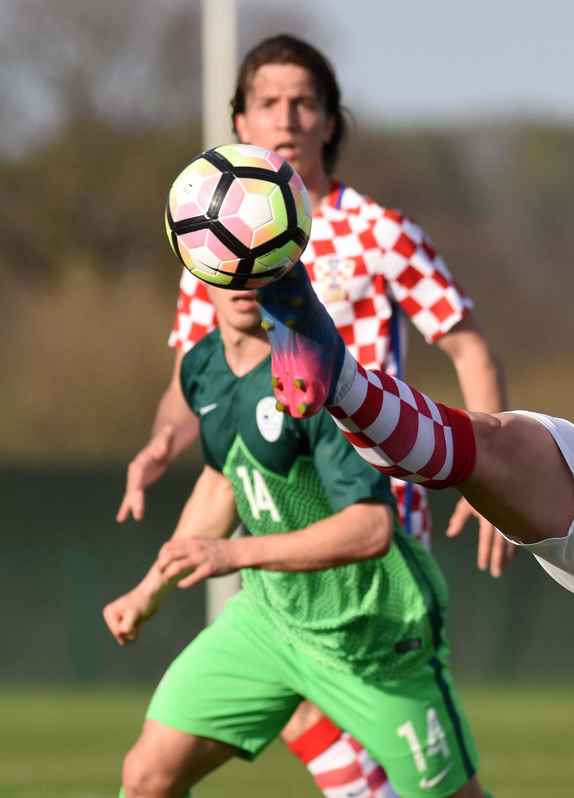 Ćorić je 43. najbolji mladi igrač svijeta: 'Ante - hrvatski Messi'