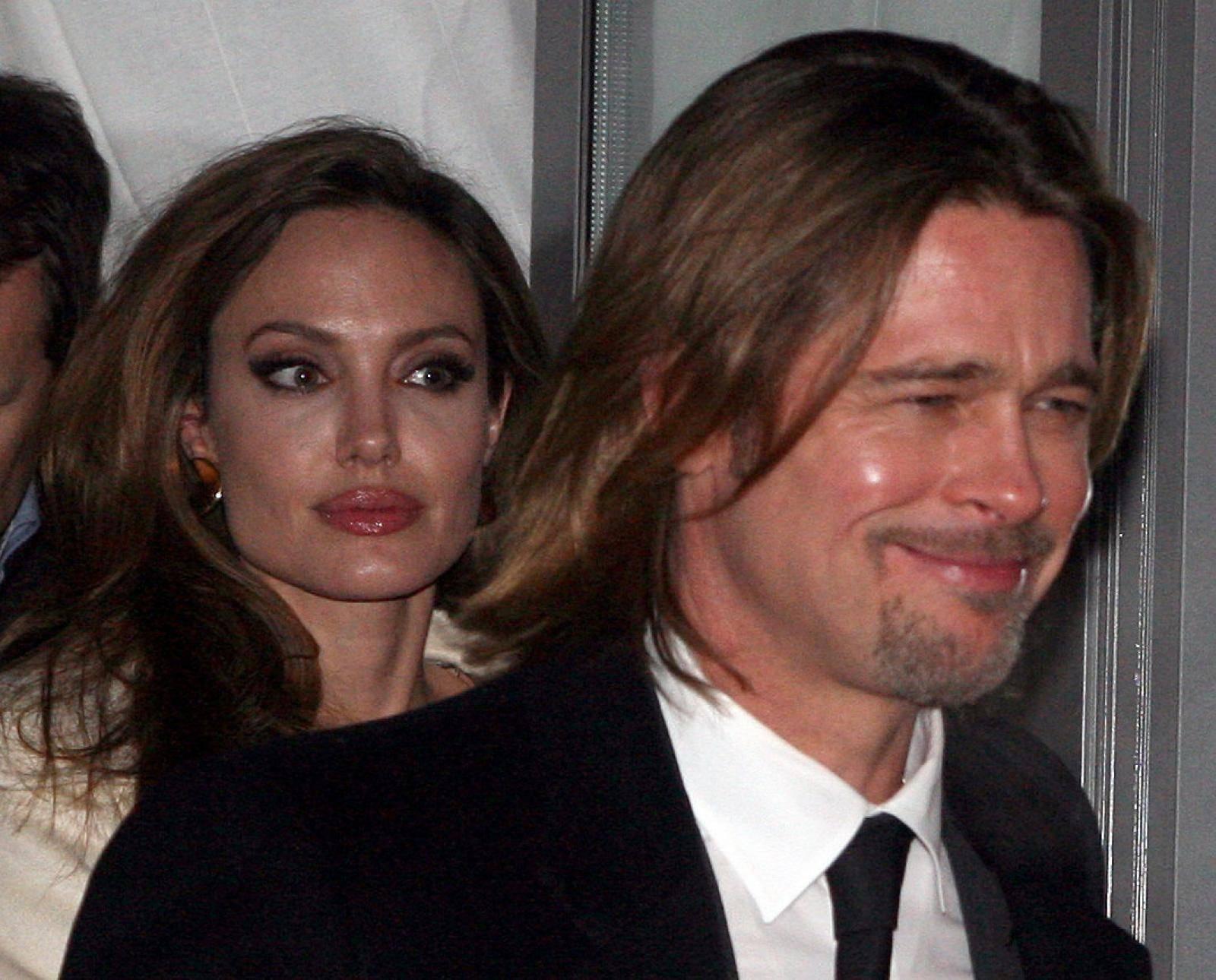 Berlinale 2012 -  Pitt and Jolie