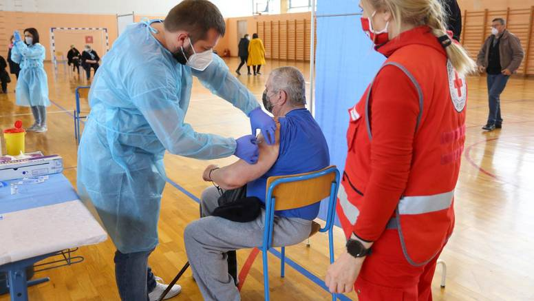 Prijenos virusa u kućanstvu 50 % niža nakon jedne doze cjepiva