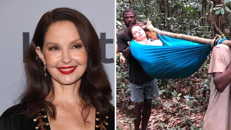 Ashley Judd prohodala je pet mjeseci nakon nesreće: 'Budim se plaćući u znak zahvalnosti'