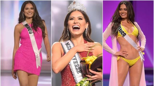 Meksikanka ponijela titulu Miss Universe, naša Zadranka Mirna nije se uspjela plasirati u finale