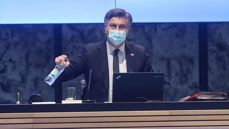Plenković najavio: 'Hrvatska će u ponedjeljak proglasiti isključivi gospodarski pojas'