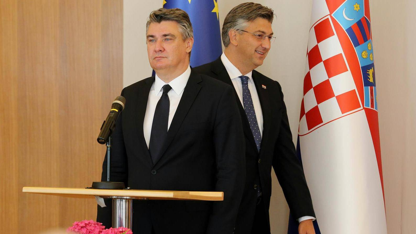 Milanović o Plenkoviću: Priča je gotova što se nas tiče, ali nije dosadna. Štitio sam premijera'
