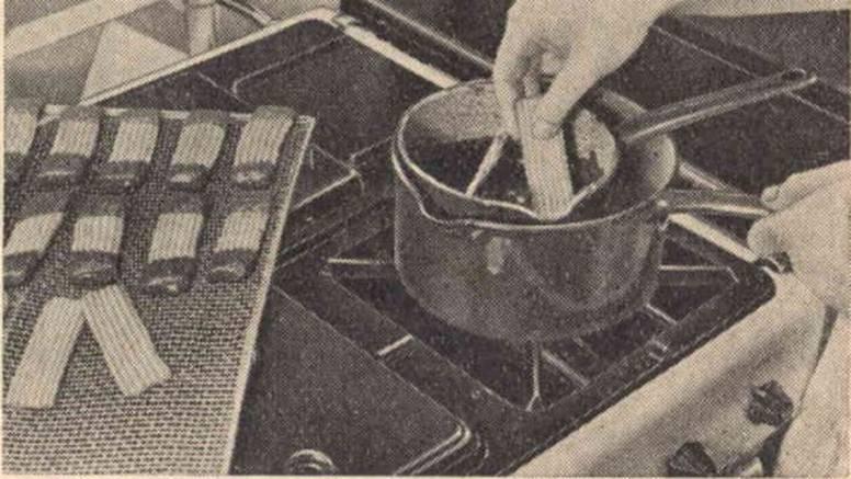 Domaće rum pločice po receptu iz 1937. jednostavno je napraviti