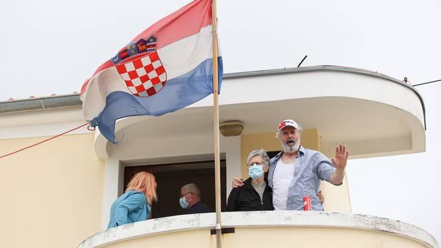 Zadarski Ričard, kandidat za gradonačelnik izašao na izbore