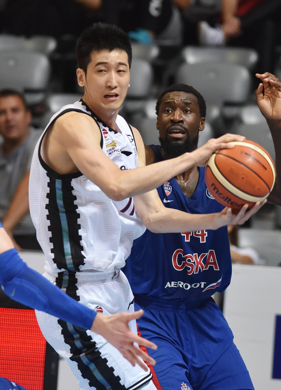Zadar: Liaoning protiv CSKA Moskve u prvoj utakmici Zadar basketball turnira