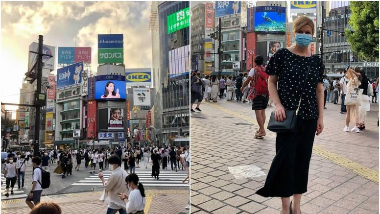 Kolinda podijelila fotografije iz Tokija: 'Ma koji dobar stajling'