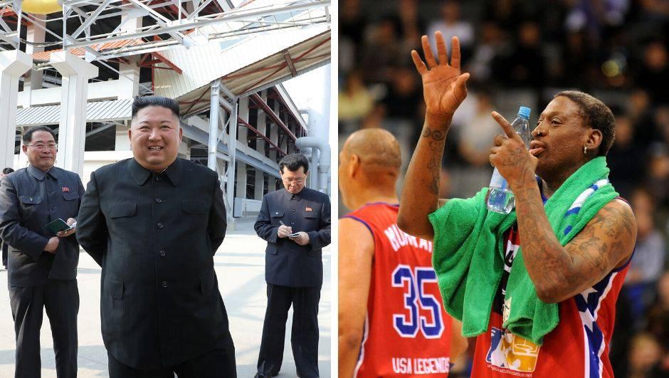 'Kim Jong-un i ja smo se 'ubili' u alkoholu, bili i na karaokama'