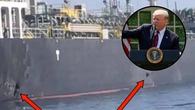 'Napadi na tankere nose potpis Irana, vidi se, Iran je to učinio'