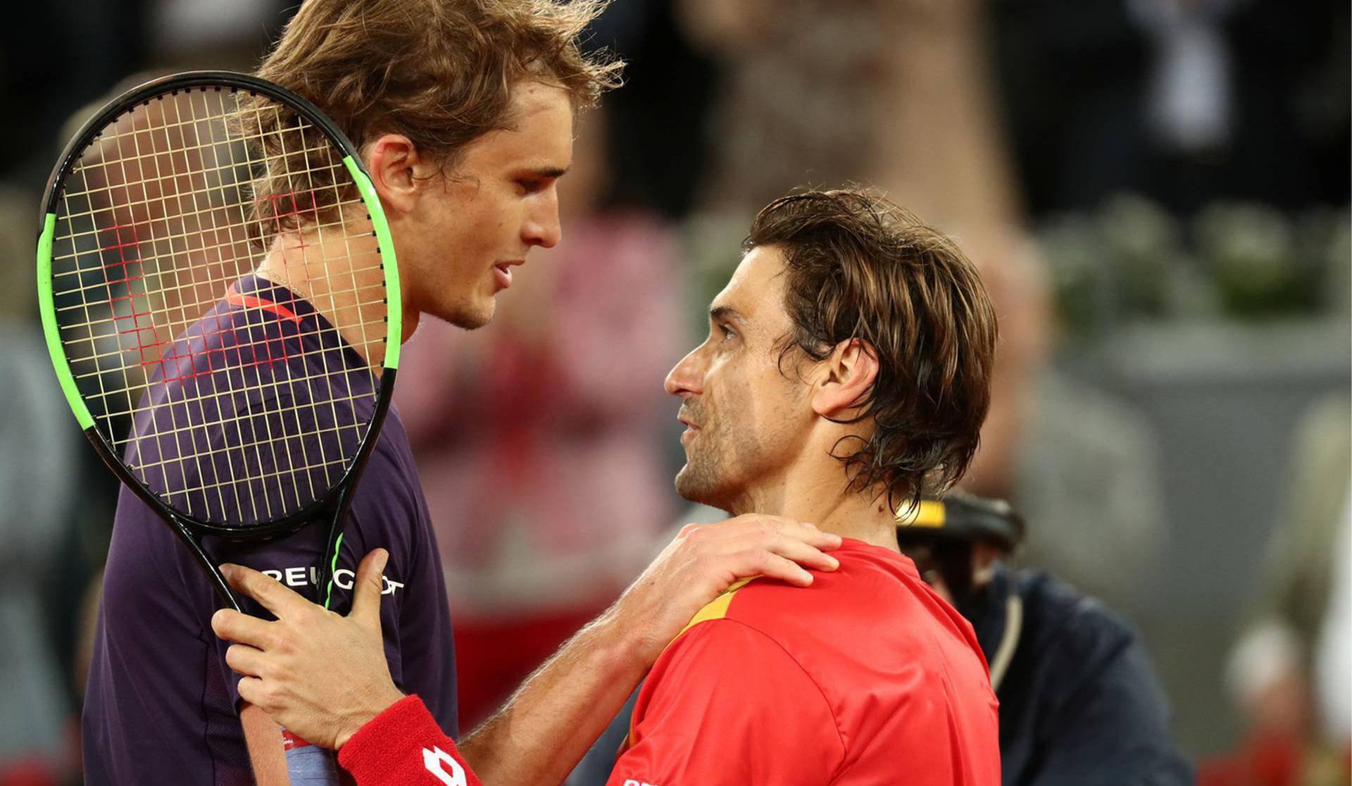 Zverev ga poslao u mirovinu, a sada uzeo Ferrera za trenera