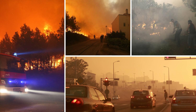 Prekoračenje od 50 %: Splićani su 3 sata udisali zagađeni zrak