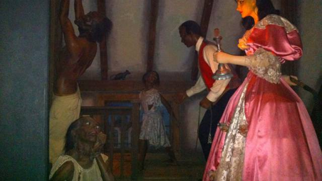 Musee Conti Historical Wax Museum