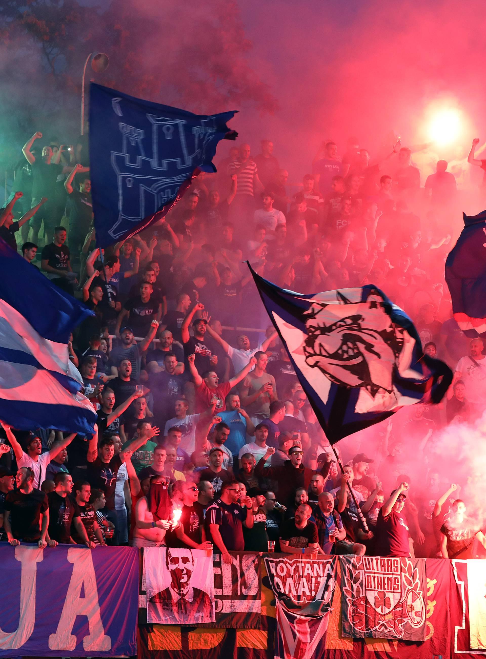 Zagreb: Prijateljska utakmica, MNK Futsal Dinamo - Panathinaikos