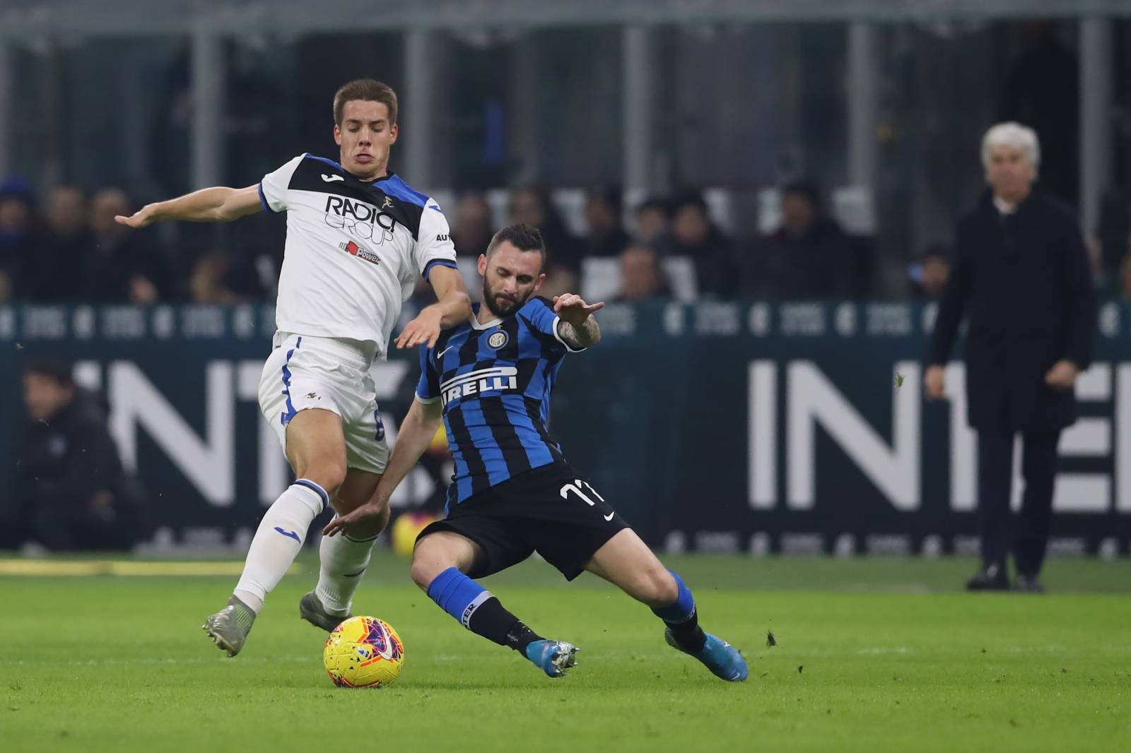 Internazionale v Atalanta - Serie A - Giuseppe Meazza
