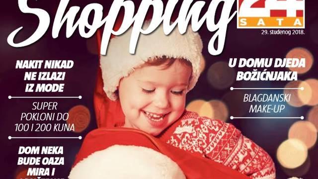 Danas u 24sata super prilog: Najveći vodič za božićni šoping