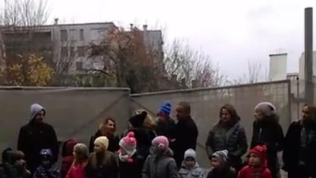Zagreb: Prosvjed za park