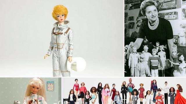 Barbie od prvog dana inspirira i potiče  djevojčice diljem svijeta