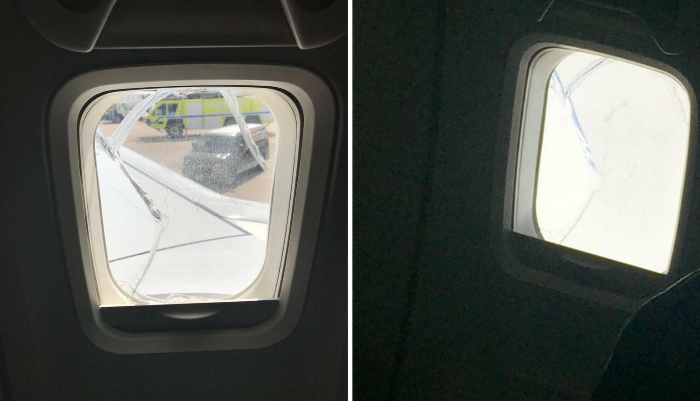 Usred leta napukao im prozor u avionu: 'Čuo se glasni prasak'