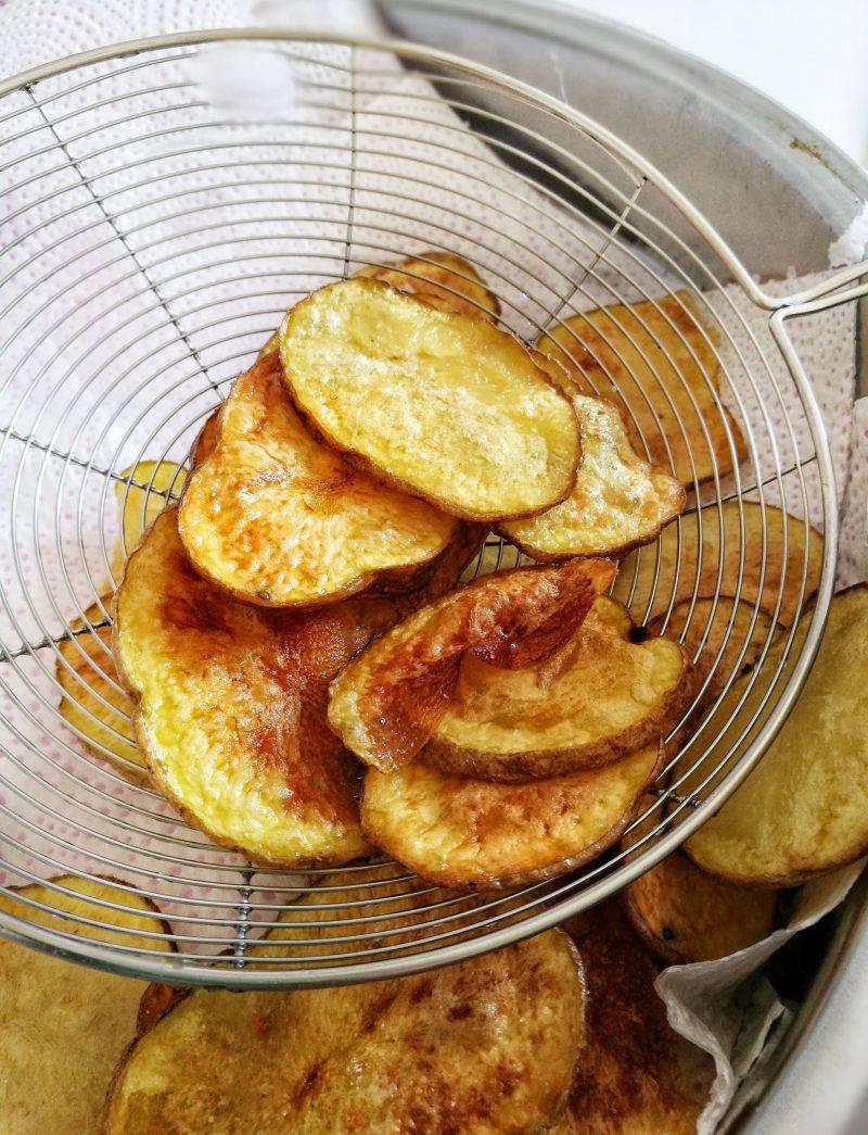 Recept za domaći čips nakon kojeg ćete kupovni - zaboraviti