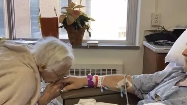 Nakon 66 godina ljubavi u 33 sata umrli su jedno za drugim
