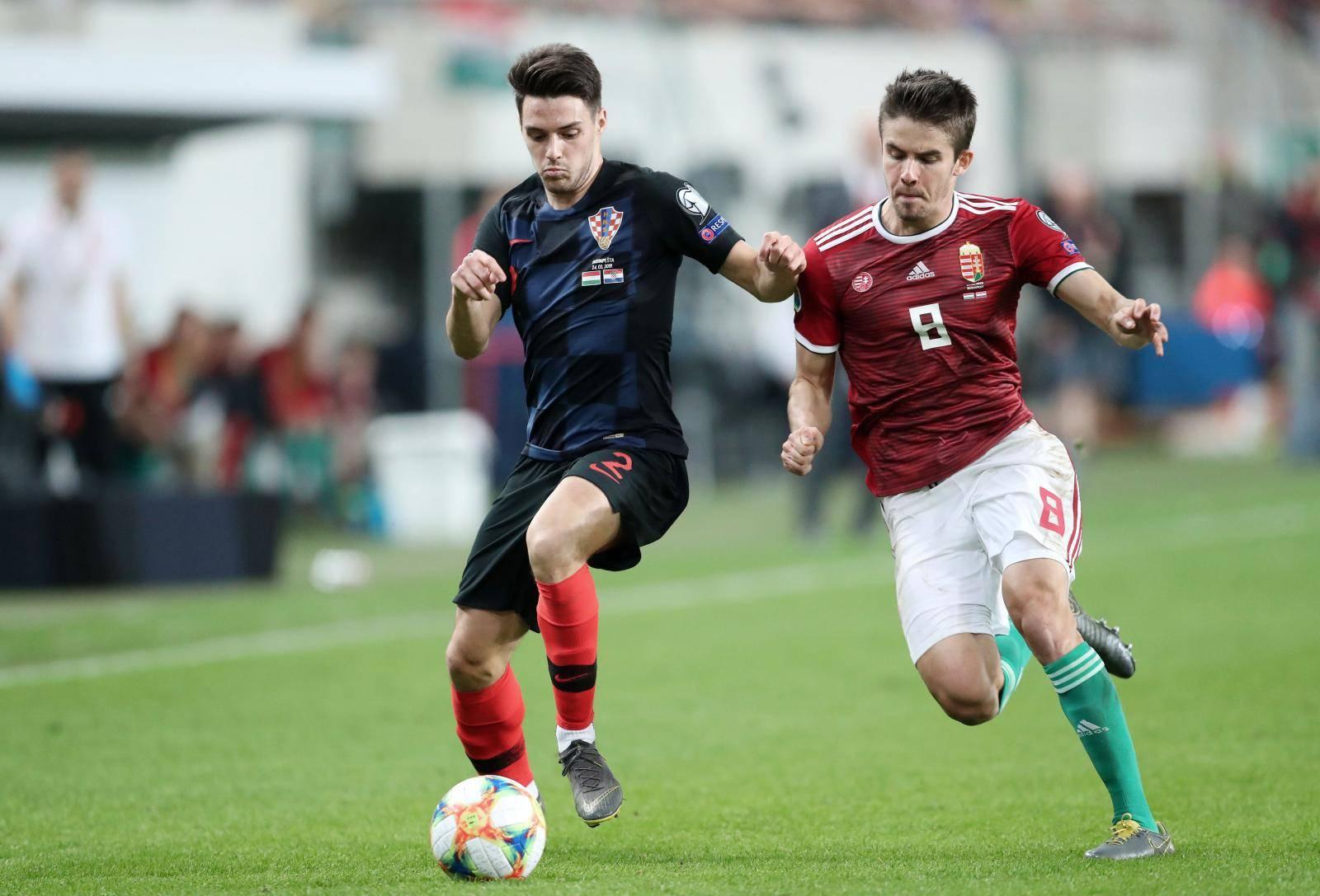 Budimpešta: Kvalifikacijska utakmica za Europsko prvenstvo 2020. između Mađarske i Hrvatske