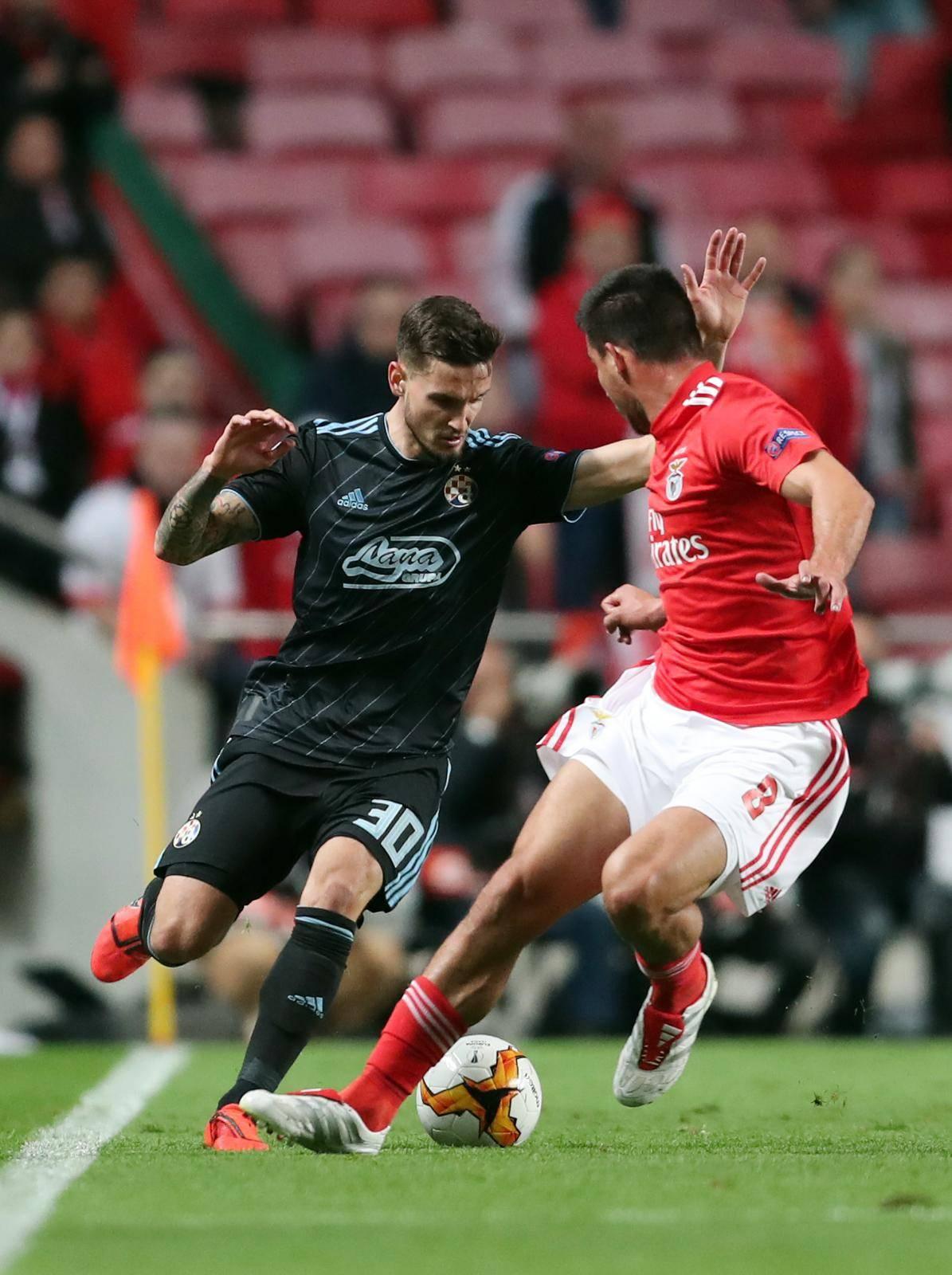 Lisabon: Benfica i Dinamo u uzvratnoj utakmici osmine finala Europske lige
