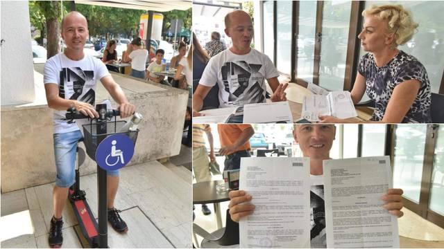 Odumiru mu živci i teško hoda, a država u dilemi: Je li invalid?