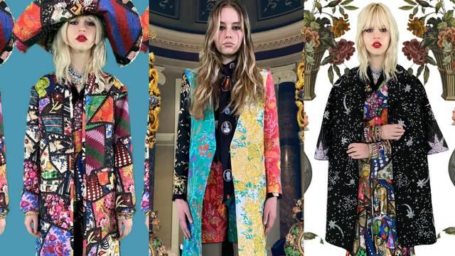 Libertine donosi svijet kolaža, cvijeća i patchwork šarenila