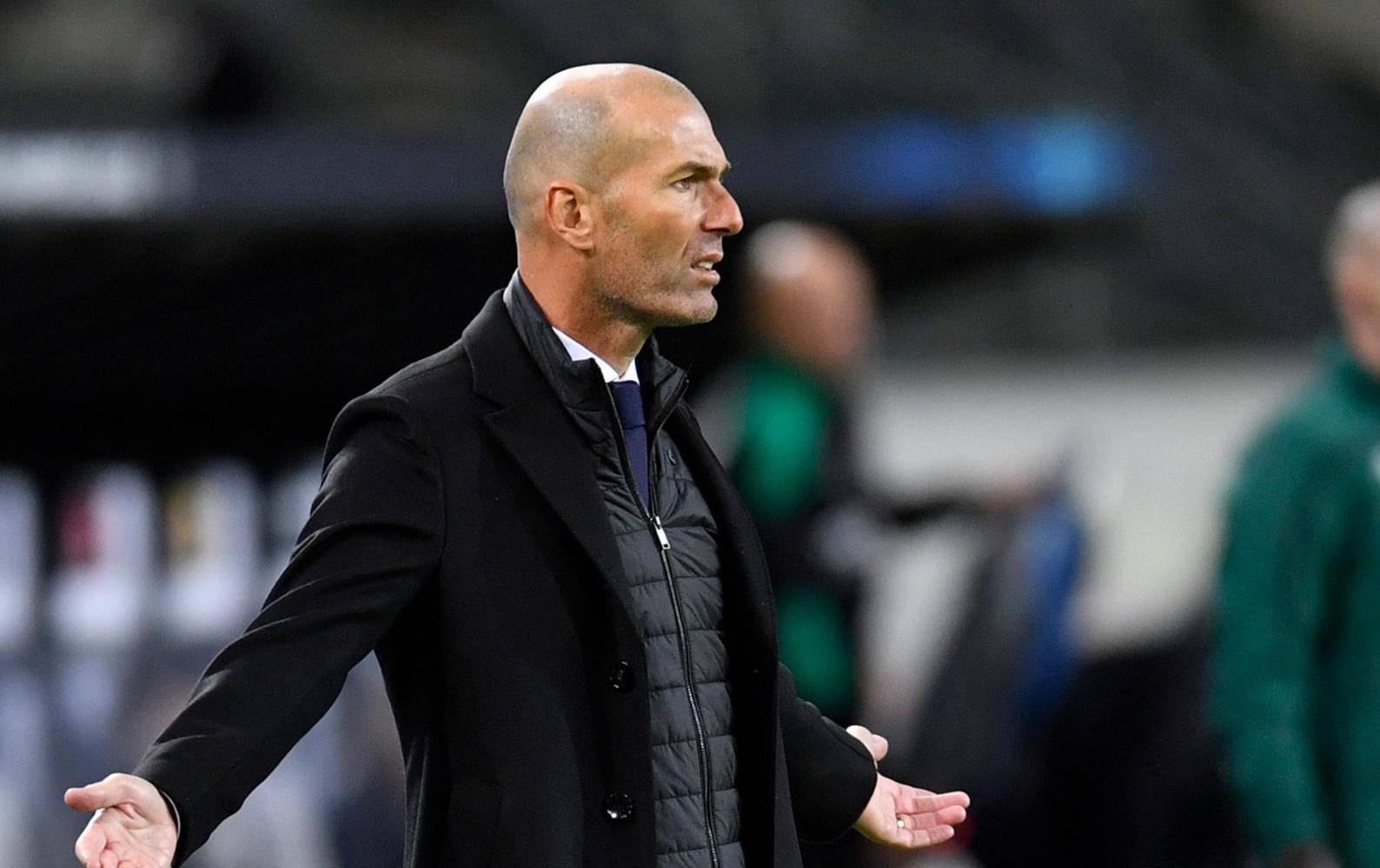 Borussia Mönchengladbach - Real Madrid