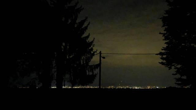 Velika Gorica i okolica nekoliko su sati bili u potpunom mraku