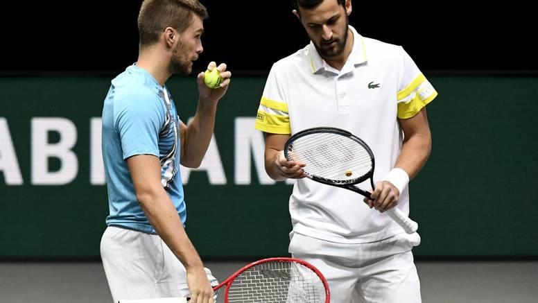 Mektić i Pavić u polufinalu Monte Carla: Pali su i Francuzi