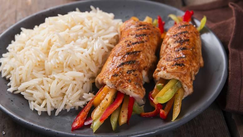 Idealno za ručak na brzinu: Fine rolice od pilećih prsa i povrća