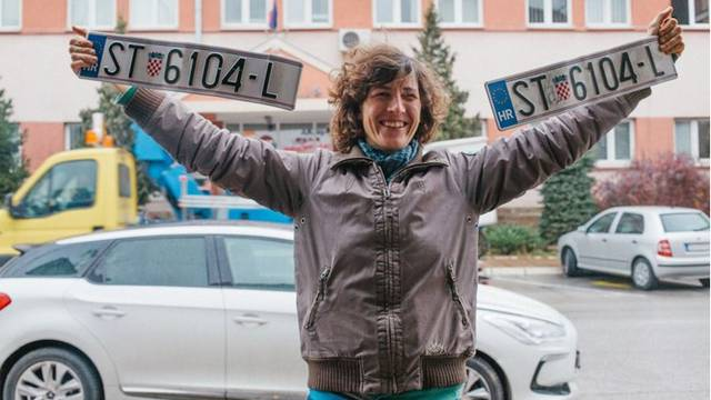 Članici hrvatskog benda 'Žen' u Srbiji ukrali splitske tablice