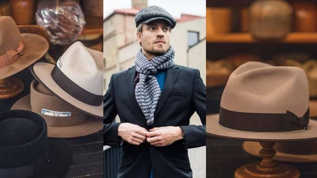 Muški šeširi: Fedora i beretka za one koji poznaju pravila stila