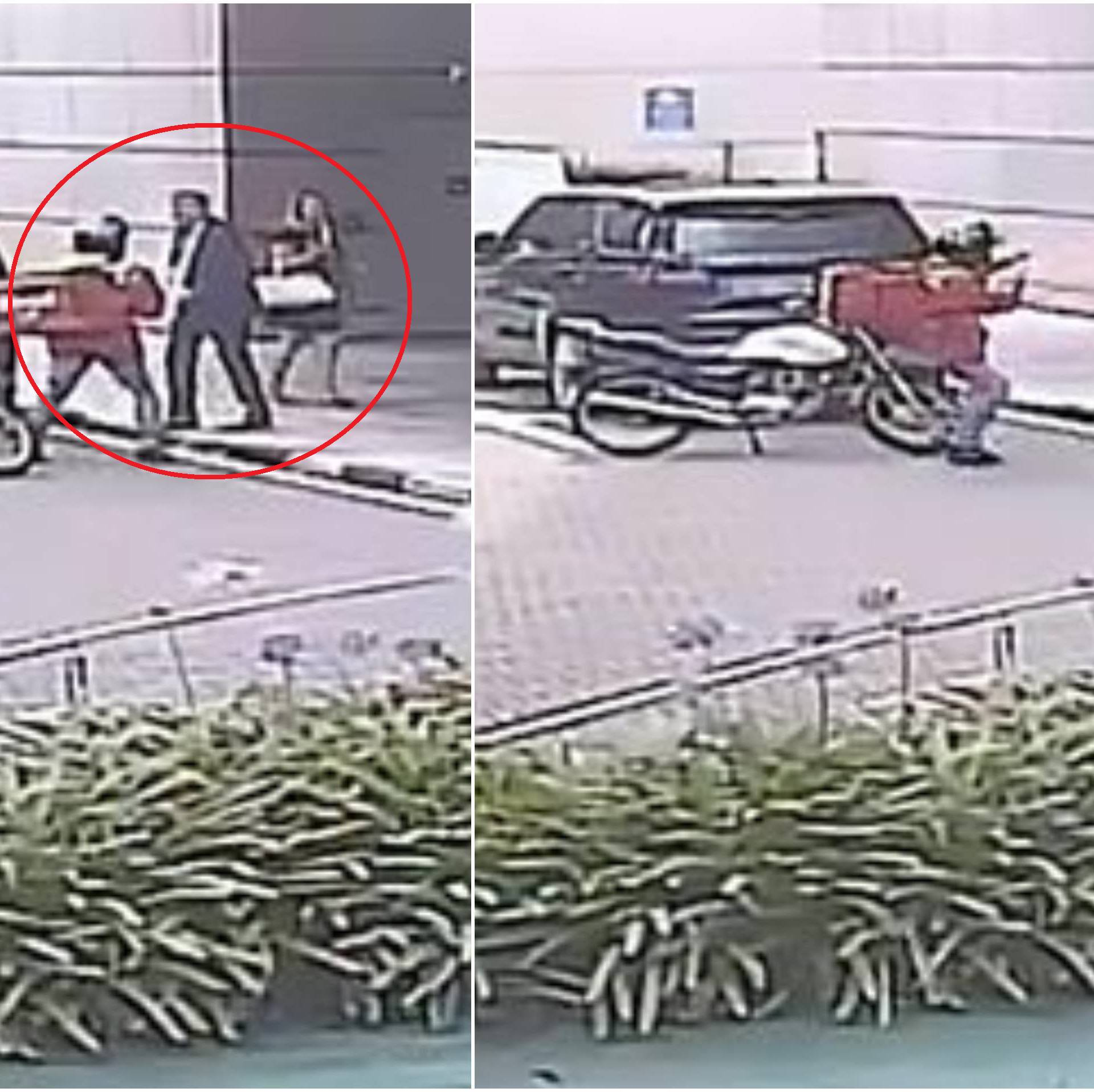 Profesionalac: Tjelohranitelj se bacio pred metak i spasio ženu