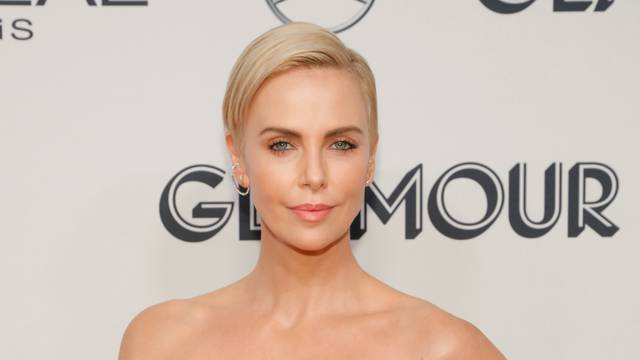 FILE PHOTO: Charlize Theron attends the 2019 Glamour Women Of The Year Awards in Manhattan, New York City