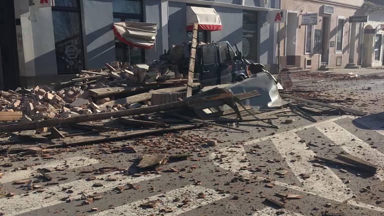 Pogledajte što je potres učinio od Siska, Petrinje, Zagreba...