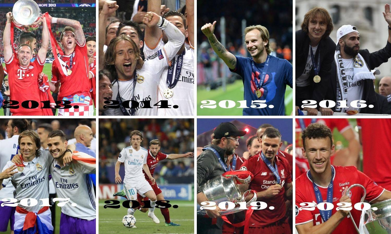 Svaki drugi klub ima Hrvata, ali polovica nisu u reprezentaciji