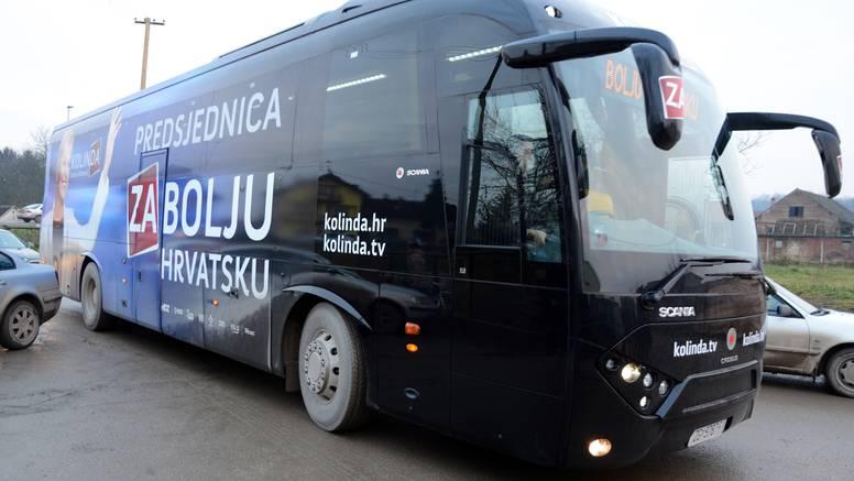 Kolindin autobus udario auto: 'Zašto nitko od njih nije stao?'