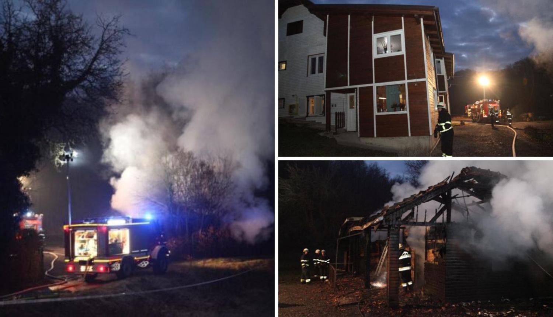 Požar u Domu za nemoćne i starije: 'Poginulo je šest ljudi'