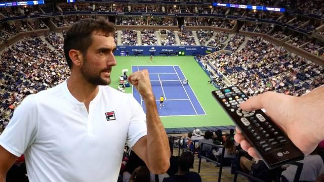 Marin ni među 10 favorita na US Openu: Evo gdje gledati...