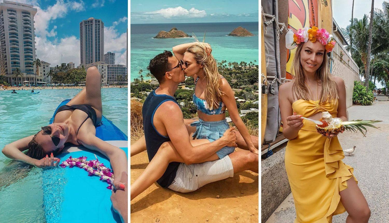 Sonja je s dečkom istraživala Havaje: Mi nismo party zvijeri
