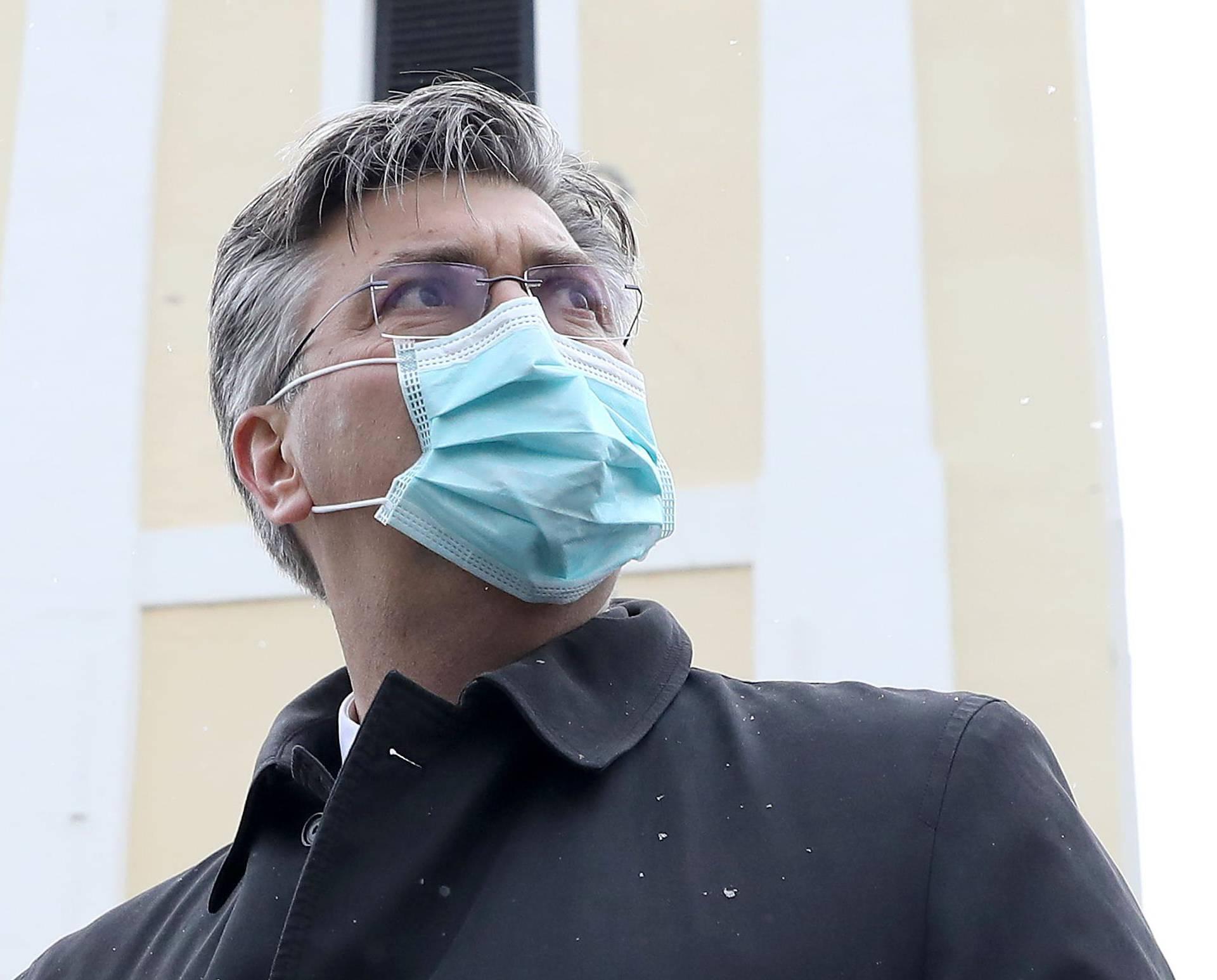 Zagreb: Plenković sa suradnicima obišao  područje Čučerja