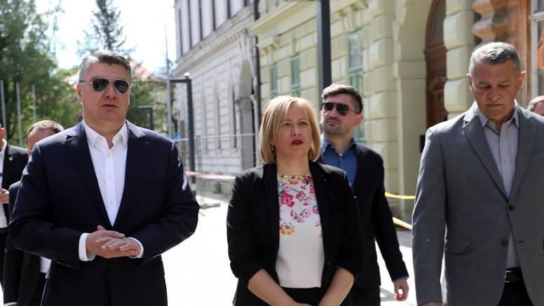 SDP-ovka Baniček Milanoviću: 'Bilo bi dobro da konstatiramo da se ništa nije dogodilo...'
