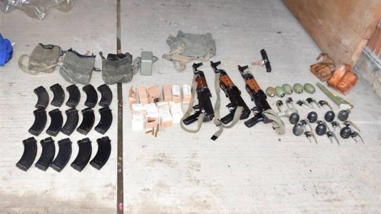 'Vukovarski Rambo' (70) kod kuće skrivao eksplozive, puške i streljivo pa zaradio prijavu...
