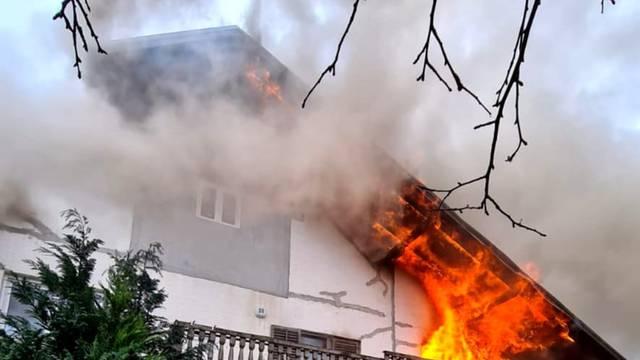 Gorjela je kuća u Dankovcu