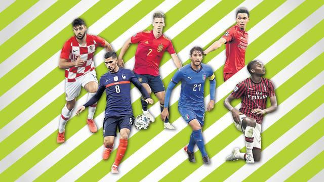 Najveće zvijezde Europskog U-21 prvenstva: Sin 'seoskog Pelea', dečko iz kolibe i bivši futsalovac