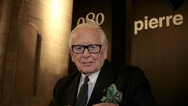 Barcelona Fashion Week 2012: Pierre Cardin