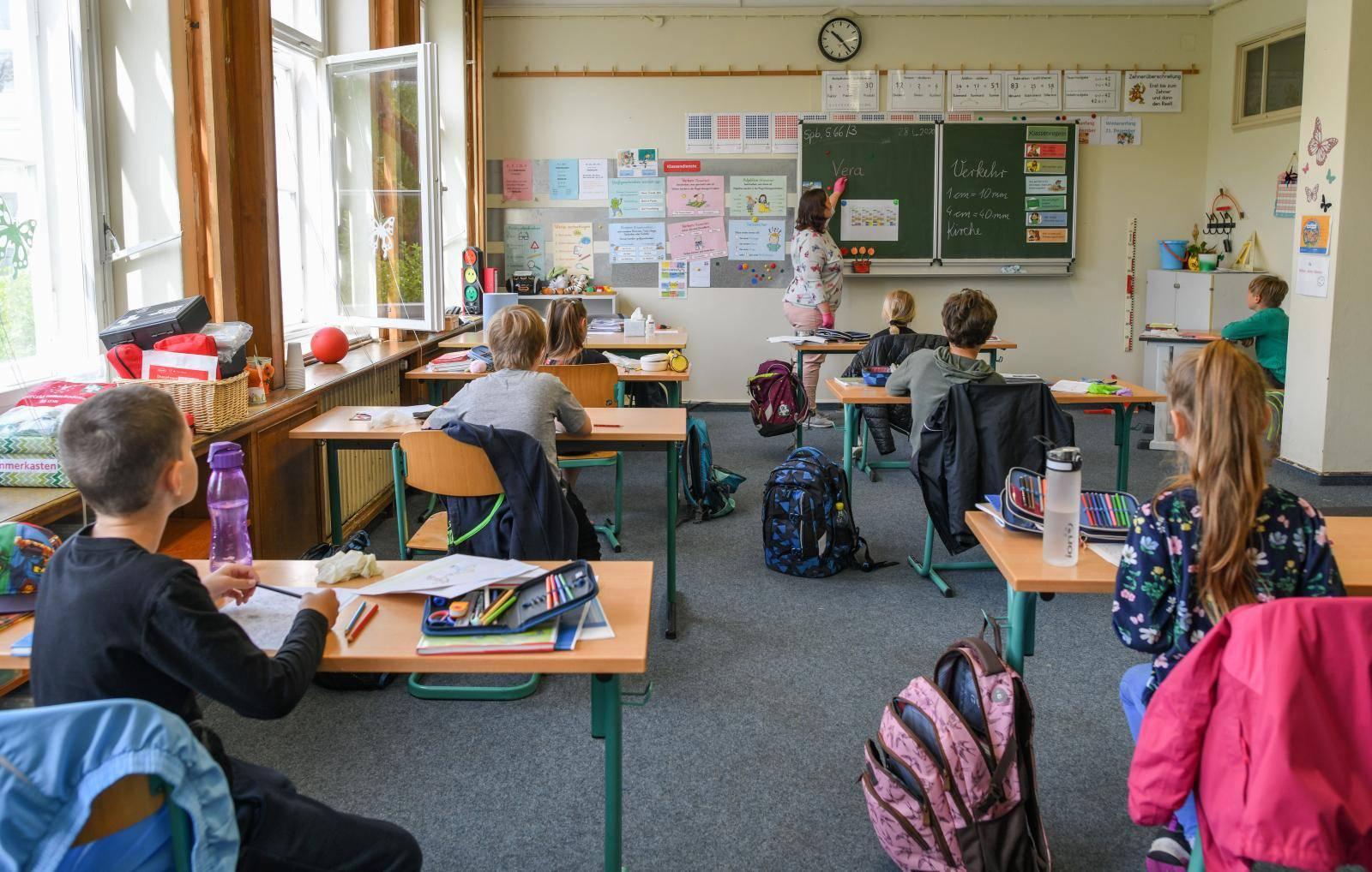 Coronavirus - preparation for the start of school